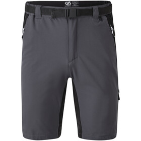 Dare 2b Disport II Shorts Hombre, ebony grey/black